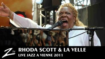 La Velle – Jazz à Vienne 2011