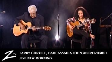 L. Coryell, B. Assad & J. Abercrombie