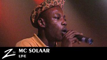MC Solaar – Trans Musicales de Rennes