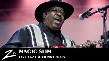 Magic Slim & Keb' Mo' – Jazz à Vienne 2012