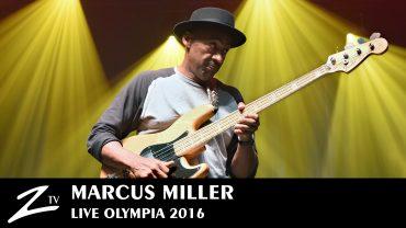 Marcus Miller – Olympia 2016