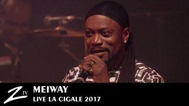 Meiway – La Cigale 2017
