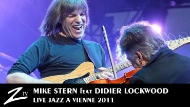 Mike Stern – Jazz à Vienne 2011