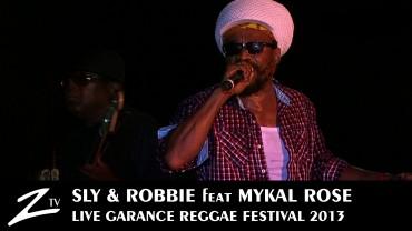 Mykal Rose – Garance Reggae Festival 2013