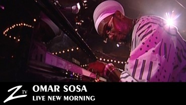 Omar Sosa – New Morning