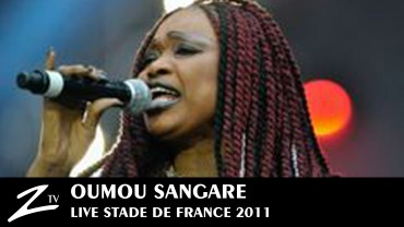 Oumou Sangaré – Stade de France 2011