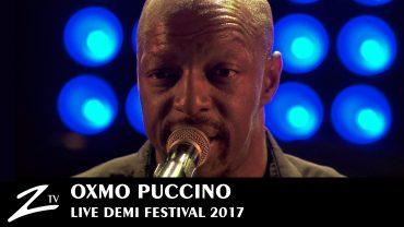Oxmo Puccino – Demi Festival 2017