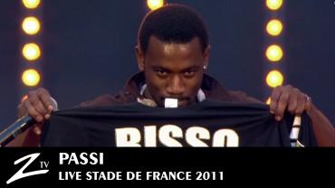Passi – Stade de France 2011