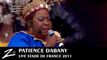 Patience Dabany – Stade de France 2011