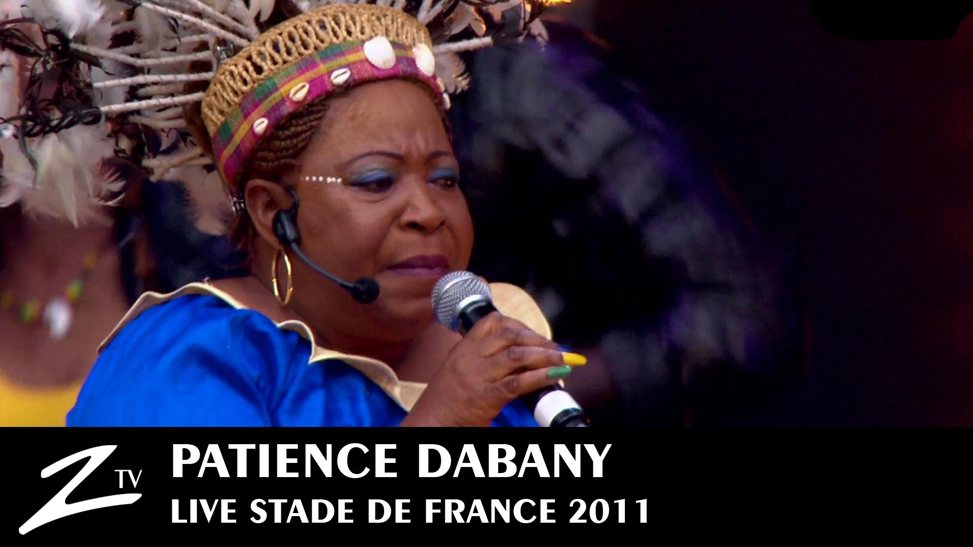 Patience Dabany