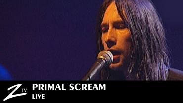 Primal Scream – La Cigale 1994