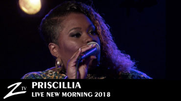 Priscillia – New Morning Paris