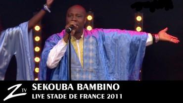 Sekouba Bambino – Stade de France 2011