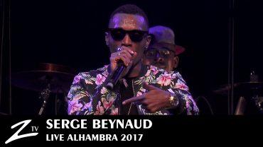 Serge Beynaud – Alhambra 2017