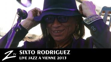 Sixto Rodriguez – Jazz à Vienne 2013