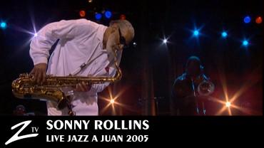 Sonny Rollins – Jazz à Juan
