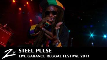 Steel Pulse – Garance Reggae Festival 2013