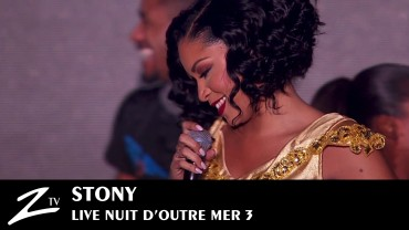 Stony – Nuit d'Outre Mer III 2015
