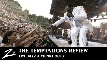 The Temptations Review – Jazz à Vienne 2013