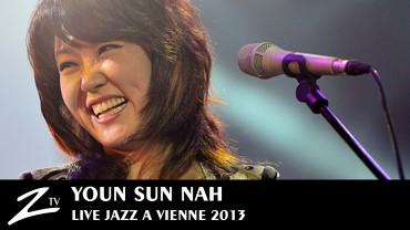 Youn Sun Nah – Jazz à Vienne 2013