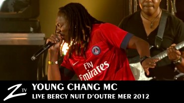 Young Chang MC – Nuit d'Outre Mer 2012