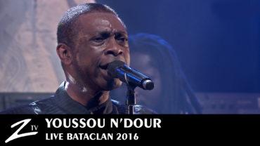 Youssou N'Dour – Bataclan 2016
