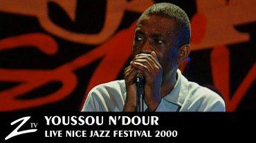 Youssou N'Dour – Nice Jazz Festival 2000