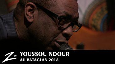 Youssou N'Dour & Angelique Kidjo – Bataclan 2016