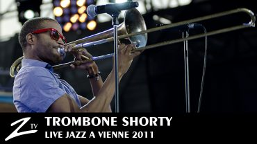 Trombone Shorty – Jazz à Vienne 2011