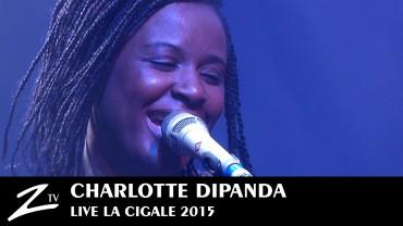 Charlotte Dipanda – La Cigale 2015