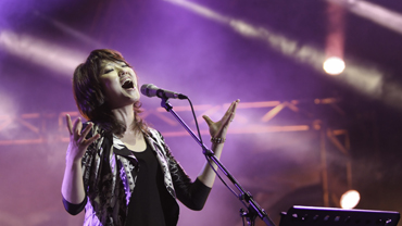 Youn Sun Nah Jazz à Vienne 2013