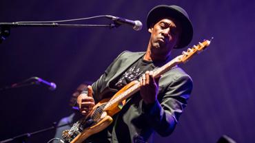 Marcus Miller Afrodeezia Tour à l'Olympia