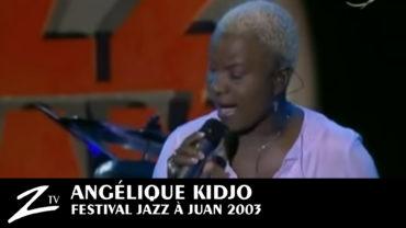 Angelique Kidjo – Jazz à Juan