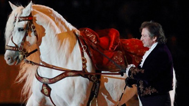 Mario Luraschi – Alchimie Equestre, Le Sacre Du Cheval