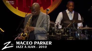 Maceo Parker – Jazz à Juan