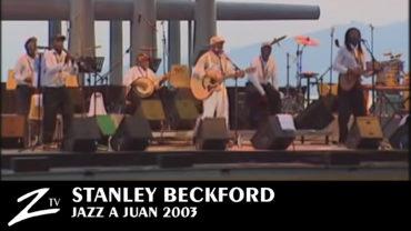 Stanley Beckford – Jazz à Juan