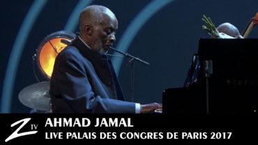 Ahmad Jamal – Palais des Congrès