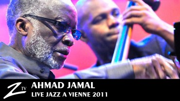 Ahmad Jamal Jazz à Vienne 2011