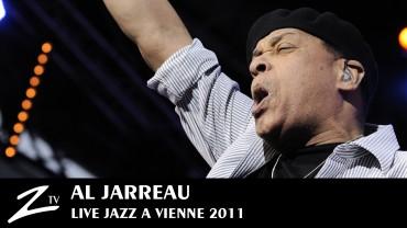 Al Jarreau Jazz à Vienne 2011