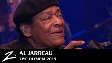 Al Jarreau à l'Olympia