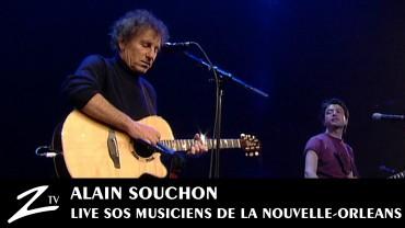 Alain Souchon – Palais des Congrès de Paris 2005