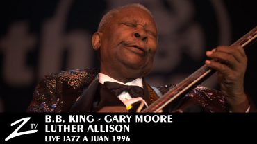 BB King, Luther Allison & Gary Moore
