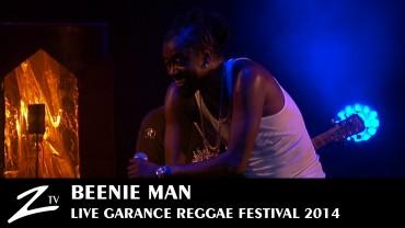 Beenie Man – Garance Reggae Festival 2014