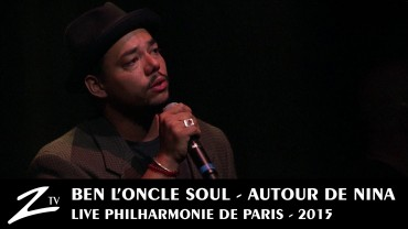 Ben l'Oncle Soul – Philharmonie de Paris 2015