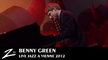 Benny Green – Jazz à Vienne 2012