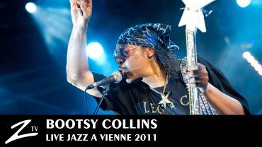 Bootsy Collins – Jazz à Vienne 2011