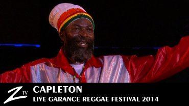 Capleton – Garance Reggae Festival 2014