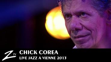 Chick Corea – Jazz à Vienne 2013