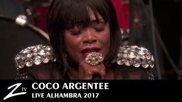 Coco Argentée – Alhambra 2017