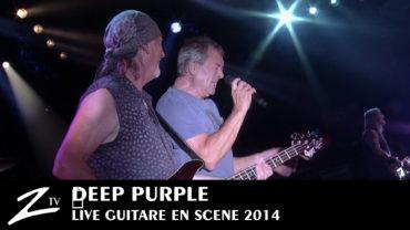Deep Purple – Guitare en Scène 2014